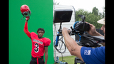 Behind the Scenes: 2013 'Big 22' Media Day (Part 1) - (8/25)