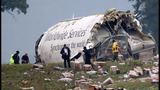 Photos: UPS plane crashes in Alabama - (6/25)