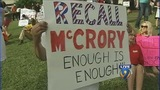 IMAGES: Moral Monday crowd growing at uptown park - (8/10)