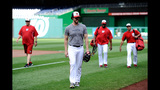 Photos: Scene at Nationals Park after Navy… - (13/14)