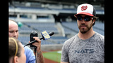 Photos: Scene at Nationals Park after Navy… - (1/14)