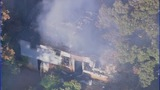 IMAGES: Scene of fire on Piney Road - (5/5)
