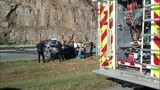 IMAGES: Fatal crash on Hwy. 421 near Boone - (1/3)