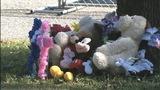 IMAGES: Children memorialized outside Burke Co. home - (5/6)