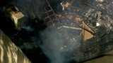 IMAGES: Chopper 9 shows major Rowan Co. house fire - (17/20)