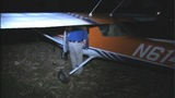 IMAGES: Plane makes emergency landing in Hickory - (4/5)