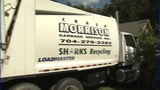 Garbage piling up after trash collection company suddenly goes under_3940128