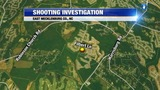 IMAGES: 1 dead in triple shooting in east Charlotte - (10/13)