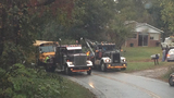 IMAGES: Scene of Burke Co. school bus crash - (5/5)