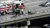 IMAGES: Scene of fatal motorcyle wreck on… - (5/9)