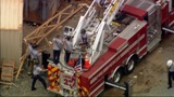 IMAGES: Scene of worker electrocuted in… - (8/8)