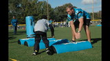 IMAGES: Panthers, United Way give local… - (21/25)