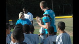 IMAGES: Panthers, United Way give local… - (7/25)