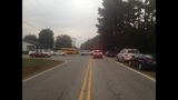 IMAGES: Scene of teen struck, killed at school bus - (5/12)
