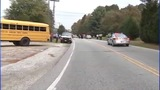 IMAGES: Scene of teen struck, killed at school bus - (8/12)