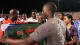 IMAGES: Jonathan Ferrell's jersey retired by FAMU - (5/10)