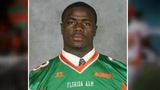 IMAGES: Jonathan Ferrell's jersey retired by FAMU - (10/10)