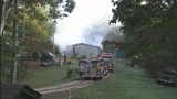 IMAGES: Scene of Burke Co. house fire - (6/6)
