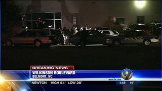 IMAGES: Scene of breaking news in Belmont | WSOC-TV