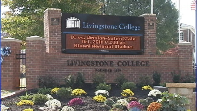 Image result for livingstone college