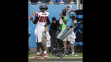 IMAGES: Panthers top Falcons 34-10 - (3/11)