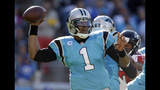IMAGES: Panthers top Falcons 34-10 - (11/11)