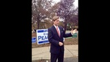 IMAGES: Peacock speaks at Lansdowne Elementary School - (1/8)
