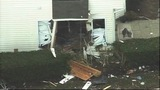 IMAGES: Truck damages 2 NC homes - (3/6)