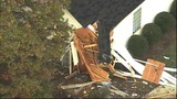 IMAGES: Truck damages 2 NC homes - (2/6)