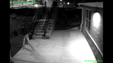 IMAGES: Police seek 2 after vandalism - (2/4)