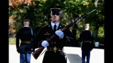 IMAGES: Veterans Day At Arlington Nat'l Cemetery - (20/25)