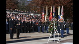 IMAGES: Veterans Day At Arlington Nat'l Cemetery - (3/25)