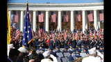IMAGES: Veterans Day At Arlington Nat'l Cemetery - (18/25)