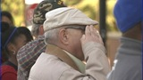 IMAGES: Ceremony to honor veterans held Monday - (3/12)