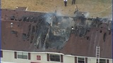 IMAGES: Apartment fire on Electra Lane - (9/25)