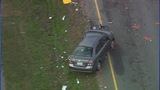 IMAGES: 6-car wreck on U.S. 74 - (21/23)