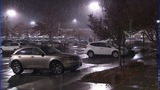 Images: Charlotte snowfall on Tuesday night - (5/8)