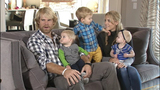 IMAGES: Panther tight end Greg Olsen's… - (3/4)