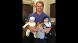 IMAGES: Panther tight end Greg Olsen's… - (2/4)