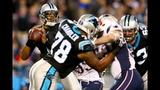 IMAGES: Panthers beat Patriots 24-20 on… - (9/25)