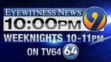 Eyewitness News at 10 p.m. on WAXN TV64 expanding to 1-hour_4145698