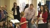 IMAGES: Airman surprises son at Union Co.… - (1/12)