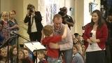 IMAGES: Airman surprises son at Union Co.… - (5/12)