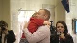 IMAGES: Airman surprises son at Union Co.… - (3/12)