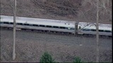 IMAGES: Train derails in SC - (9/11)