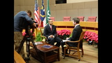 IMAGES: Mayor Patrick Cannon takes office - (3/8)