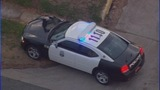 IMAGES: Scene of officer's cruiser hit in Gastonia - (15/18)