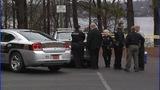 IMAGES: Scene of man shot after CVS robber in Denver - (4/10)