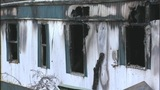 8-year-old boy saves mom in house fire - (7/7)