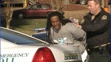 IMAGES: Federal fugitive caught after chase,… - (19/25)